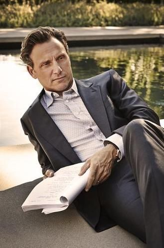 Presidential Material: Scandal's Tony Goldwyn Takes Charge in the New Power Suit