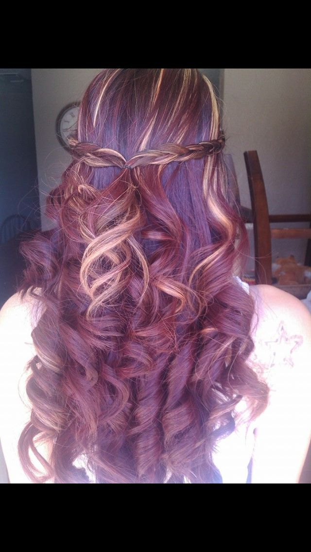 Violet Highlights