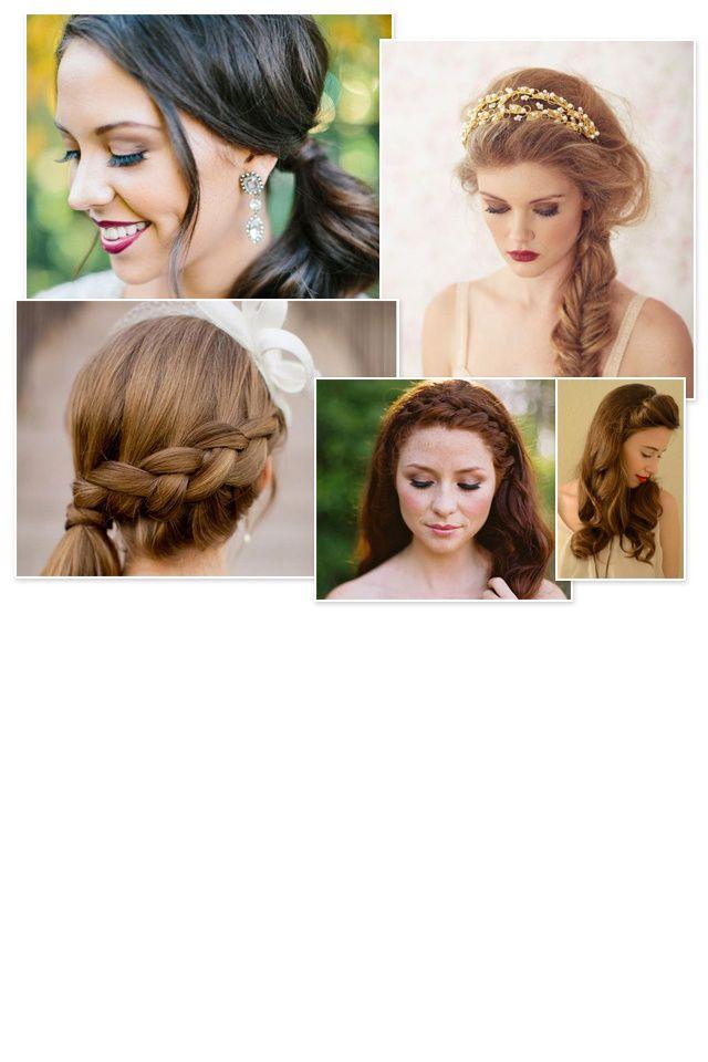 Mariage : 30 coiffures qui changent du chignon