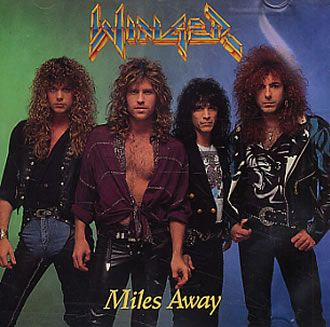 """Winger is an American rock band which combined elements of glam metal and progressive rock. Formed in New York City, Winger gained popularity during the late 1980s and early 1990s. The band's two platinum albums, Winger and In the Heart of the Young, along with charting singles """"Seventeen"""", """"Headed for a Heartbreak"""" and """"Miles Away"""", put the band on the top of the charts by the early 1990s"""