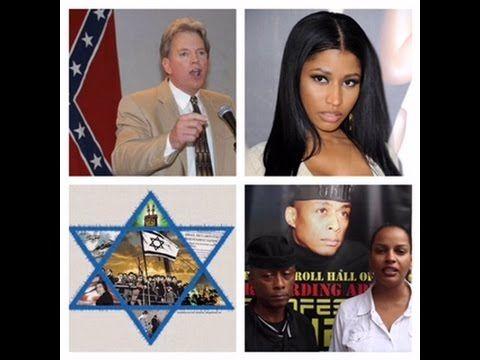 Prof Griff and Zaza Ali discuss David Duke's Comments regarding Nicki Minaj and the Jew-ish owned media