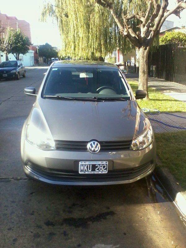 Volkswagen Gol Trend 5P 1.6 Pack I - 2013 - 17000 km - deautos.com