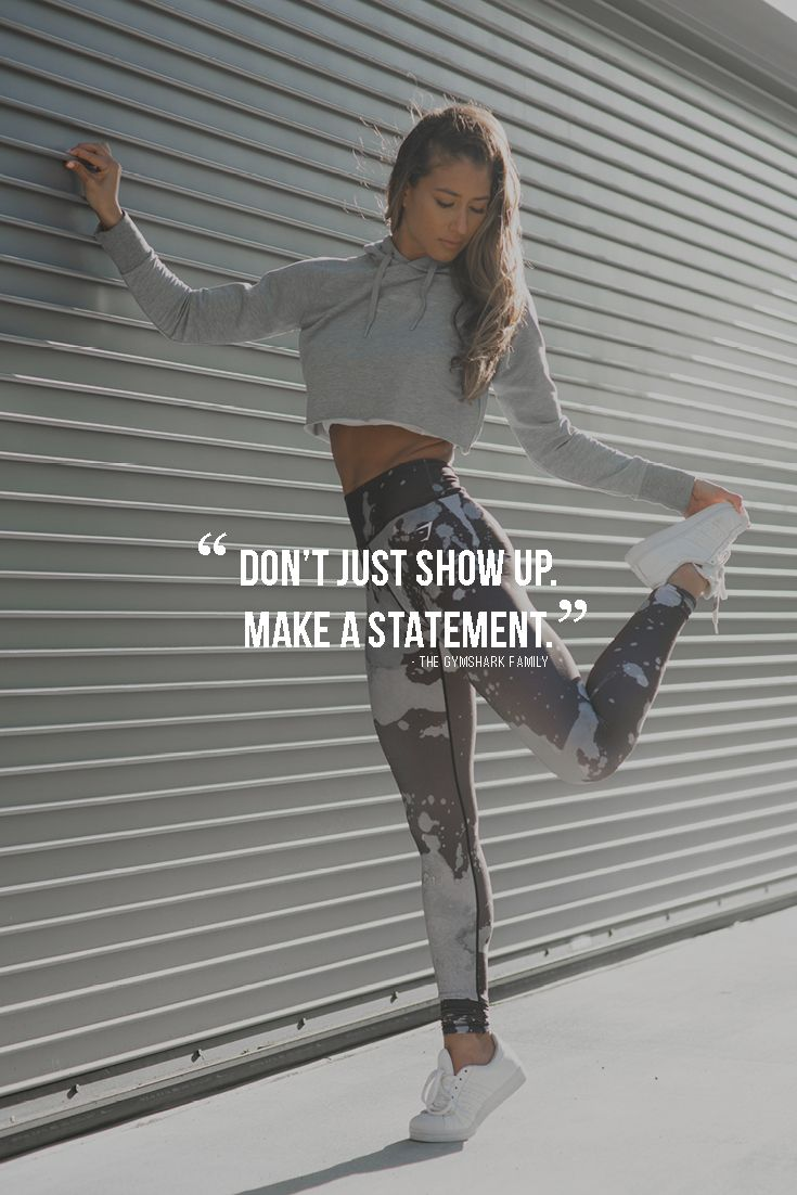 Don't just show up. Make a statement.