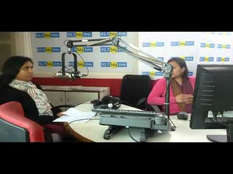 Dietician Prerna Clinic Big FM 92.7 Part1 - YouTube