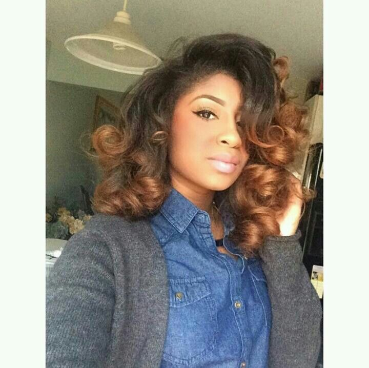 Gorgeous curls!!