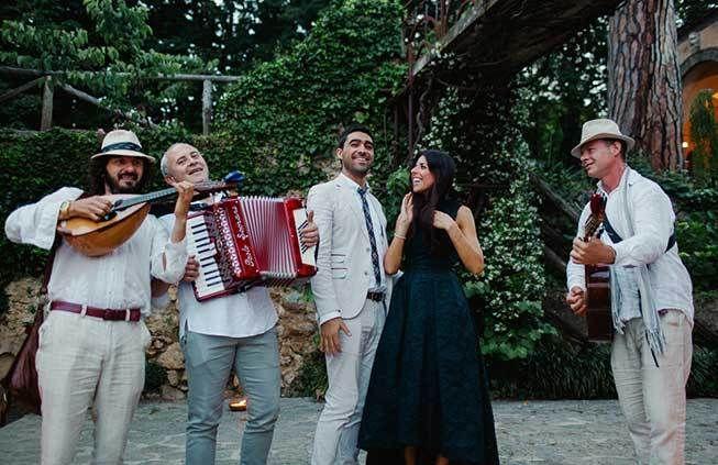 Neapolitan musicians, Amalfi Coast wedding http://www.weddingsontheamalficoast.com/music-for-weddings-on-the-amalfi-coast.html