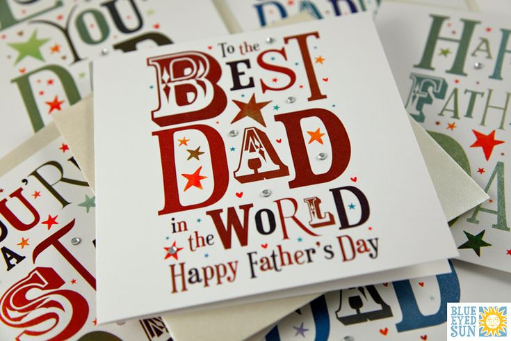 Jingles Father's Day Cards by Blue Eyed Sun