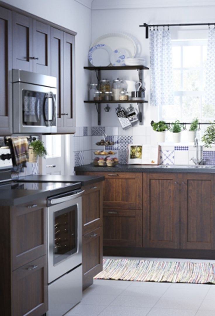 Ikea Sektion Kitchen Pinterest