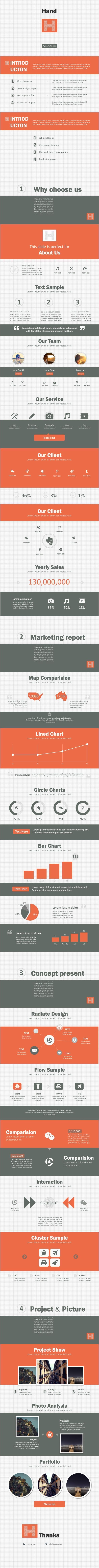 Best Powerpoint Presentation Templates Images On