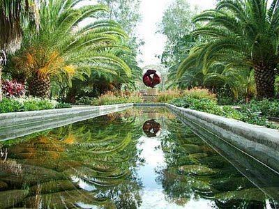 Jardín Botánico en Culiacán, Sinaloa