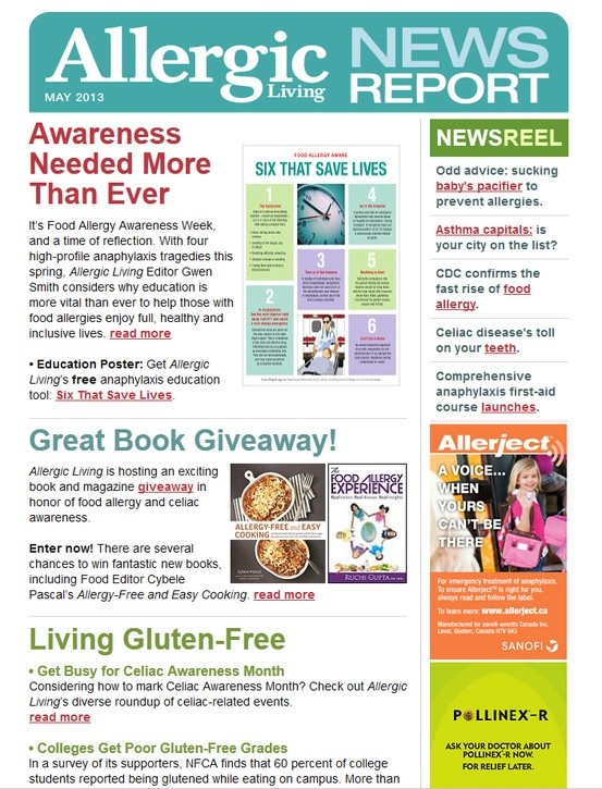 Asthma, The Next, For The, Don't Forget, Food Allergies, Signs, Allergy Free, Website, News