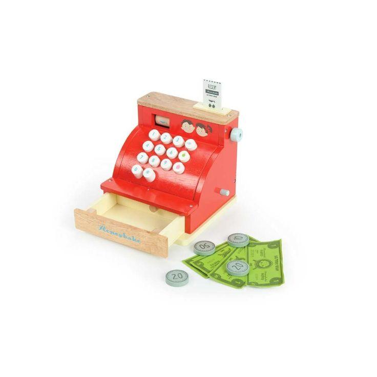 La Caisse enregistreuse Le Toy Van - Jeux, jouets, loisirs Enfant - Smallable
