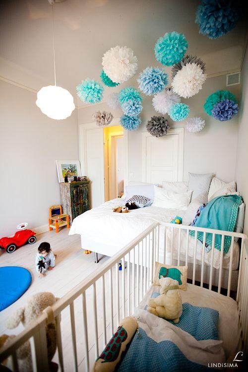 Modern Blue Nursery « Spearmint Baby