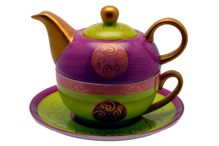 Tea for one - Nadira - Cha Cult - NATUR KRÄUTER SHOP
