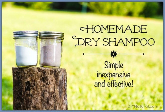 A homemade dry shampoo recipe that's simple, inexpensive, all-natural, and wonderfully effective! What else could you ask for in a homemade beauty product?!