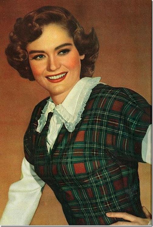 Penticton born Canadian actress Alexis Smith