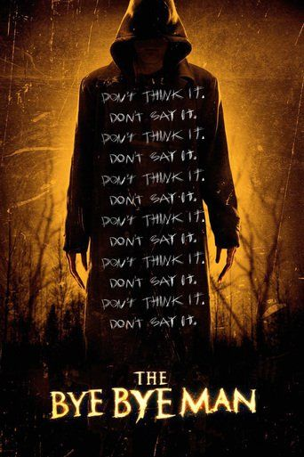 When three college students move into an old house off campus, they unwittingly unleash a supernatural entity known as The Bye Bye Man  #nmod #comingsoon #horror