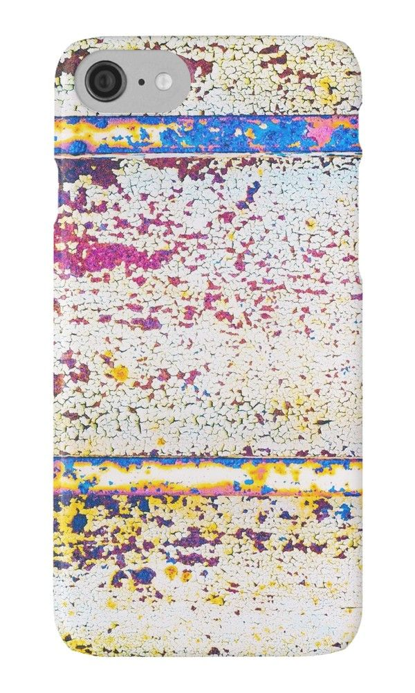 Flaking paint by Silvia Ganora - #abstract #phonecases #iphonecase #galaxycase #redbubble