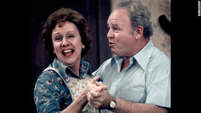 Jean Stapleton - 1923 - May 31, 2013.  Died at the age of 90 of natural causes.  Best known for her role as Edith Bunker in the long running sitcom All In The Family.