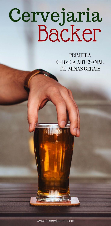 Cervejaria Backer: a primeira cerveja artesanal de Minas Gerais. Foto: Pixabay.com. #cerveja #ervejaria #minasgerais