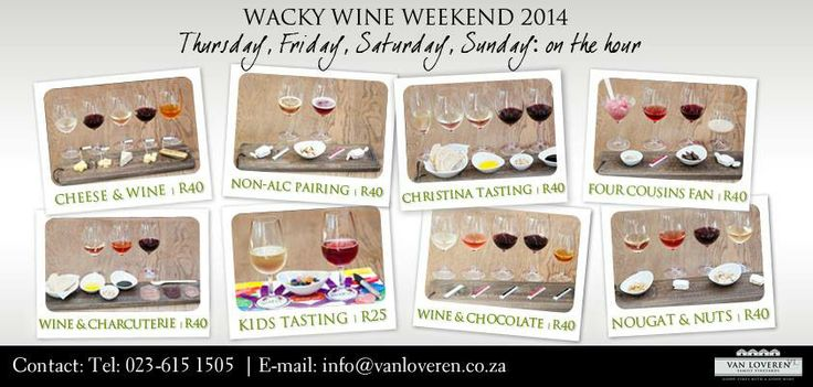 Eight delicious wine pairing waiting for! #WackyWine #Wine #Cheese # 4cousins #Christina #NonAlc #Charcuterie #Kids #NougatAndNuts #Chocolate