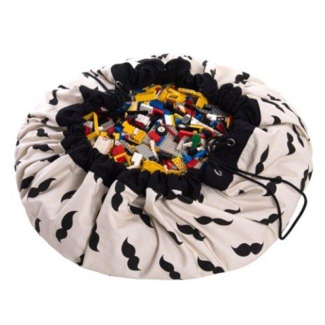 Ik kijk er al naar uit om het Play & Go speelkleed te gebruiken wanneer de baby er is. Speelgoed opbergen in het kleed en ...