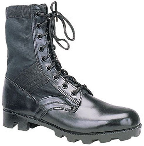Amazon.com: Rothco Ultra Force G.I. Style Jungle Boot: Shoes