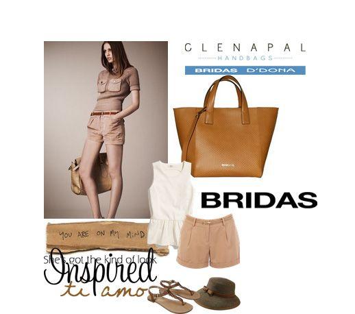outfit #bridas #bolsospiel #shorts #moda #madeinspain