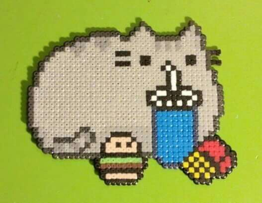807 Best Images About Perler Party On Pinterest
