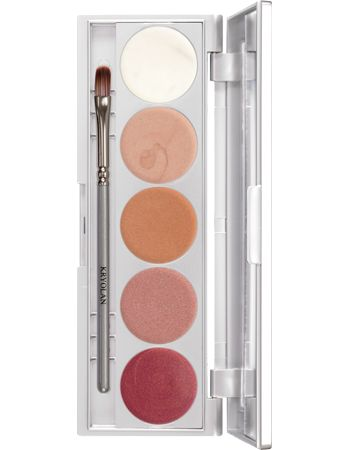Illusion Palette 5 Colori   Kryolan - Professional Make-up