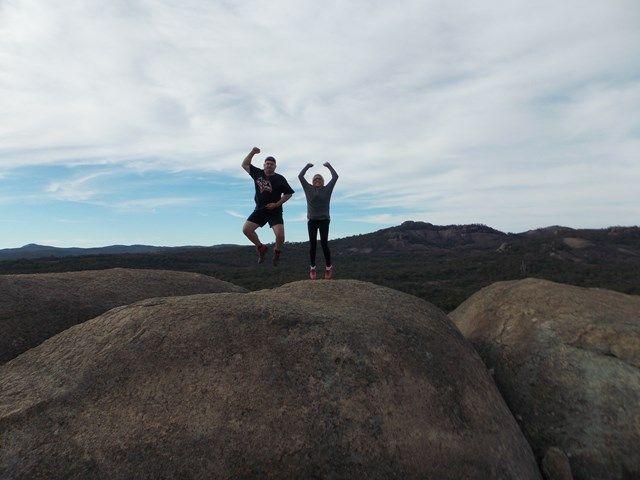Castle Rock - Aussie Bushwalking