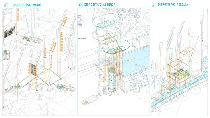 Descampados 2.0 Hipótesis de evolución infraestructural del territorio periurbano de Córdoba 1309PJMGV   Candidatos ARCHIPRIX