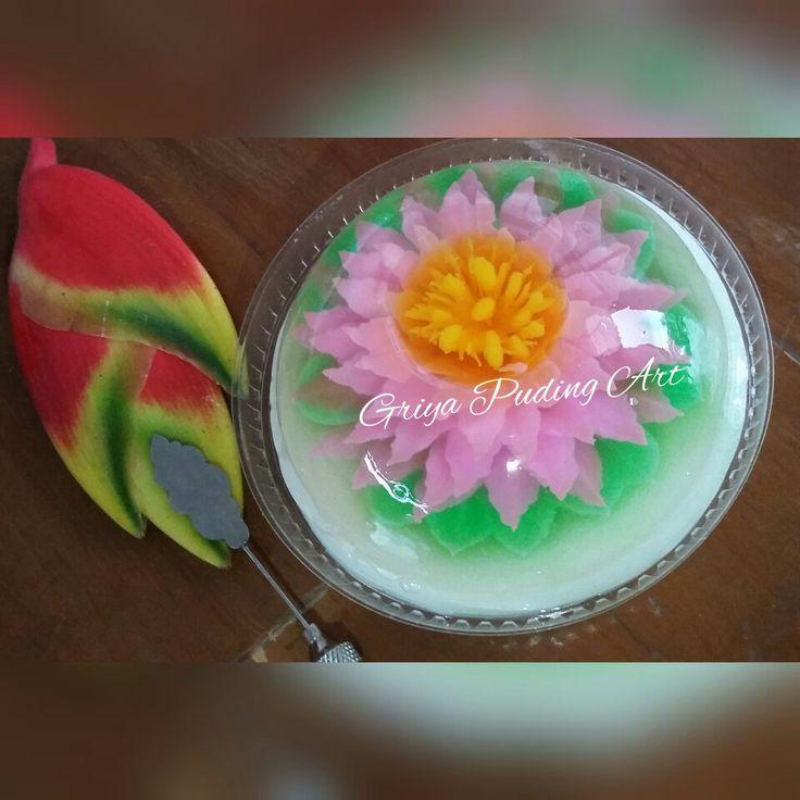 Jelly art by griya puding