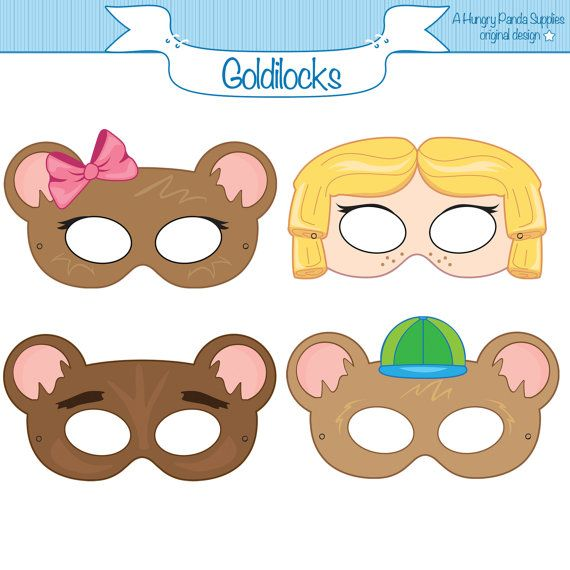 Goldilocks+and+the+three+bears+Goldilocks+by+HappilyAfterDesigns