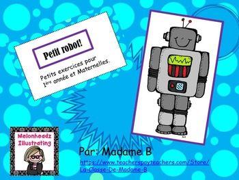 Atelier+d'alphabet++tamper+et+robot++colorier.++utiliser+en+ateliers+libres+ou+pendant+la+lecture+guide.+