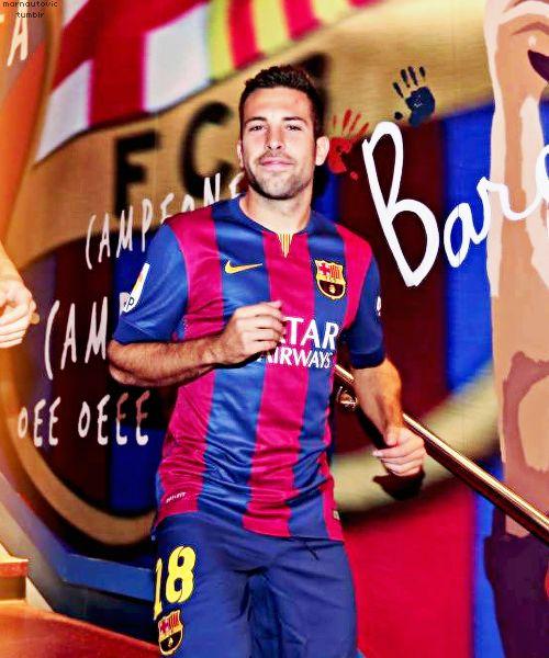 Jordi Alba | @marnautovic