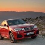 2015 BMW X4 Front View 150x150 2015 BMW X4 Full Review, Features with Images