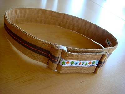 little boy belt