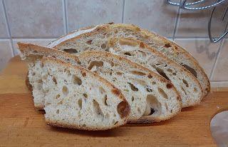 KissQkta házi sütödéje: 75 % hidratáltságú kenyér