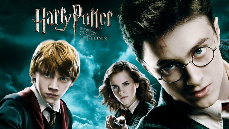 Harry Potter und der Orden des Phönix- H.Potter 5.Teil