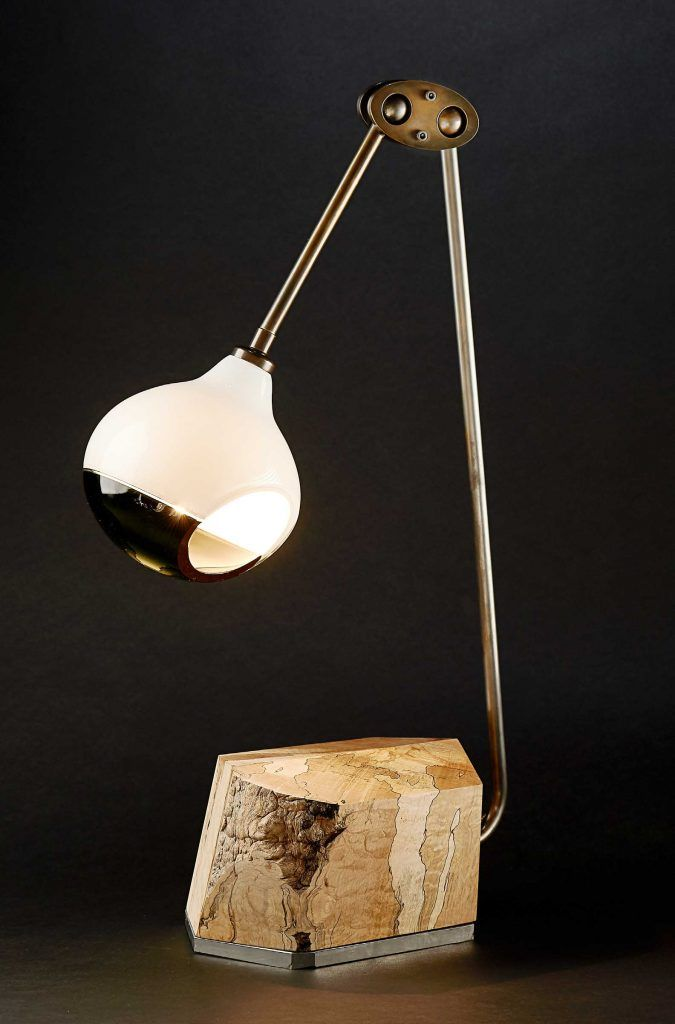 MANTIS STUDIO LAMP – TWO TONE – Una Malan