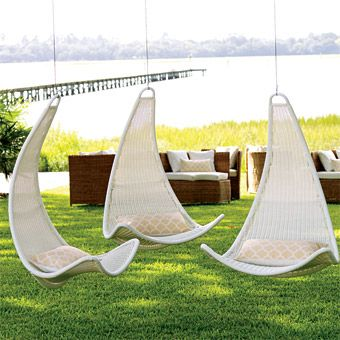 IKEA Hanging Chairs are amazing but they are $70