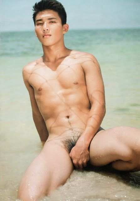 asian picture Nude men