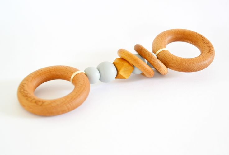 The Zenga Teething Rattle is an original exclusive design made for little exploring hands, inquisitive minds and makes a lovely sound when waved about, PLUS it will also ease babies sore teething g...