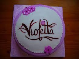 Risultati immagini per torte di violetta