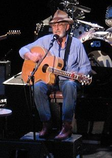 """Don Williams (5/27/1939 born in Floydada, Texas), a country singer and songwriter that was initiated into the 2010 Country Music Hall of Fame. Singing """"I Believe In Love"""""""