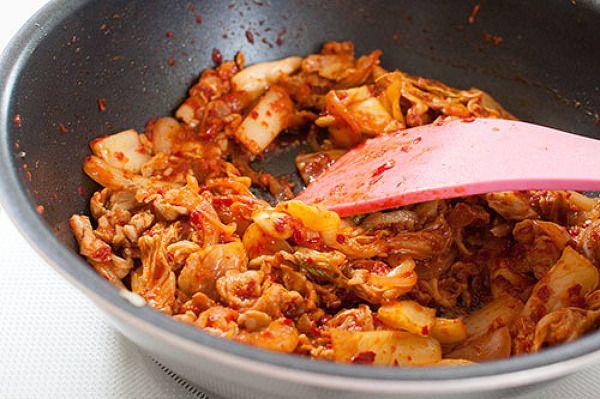 豚キムチチャーハン by tomo | レシピサイト「Nadia | ナディア」プロの料理を無料で検索