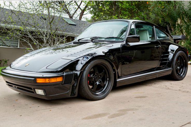 Factory Slantose Porsche 930 for sale
