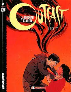 Il Colore dei Libri: Recensione [Fumetti]: Outcast, Il Reietto #6 - Vic...