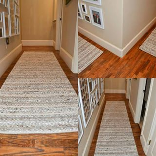 These gorgeous custom made Oneroa runners were made for one of our lovely customers living in the USA,  so a little piece of Source Mondial style now resides in Texas. #rugsaroundtheworld #customwoolrug #worldwidestyle #oneroa #coastalcollection